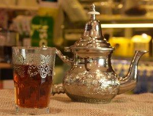 Drivu  Moroccan Tea