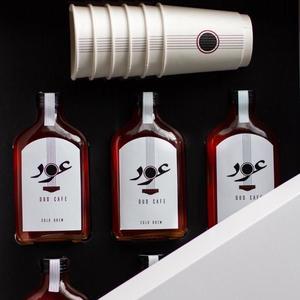 Drivu Cold Brew Box (6 bottles x 200ml)
