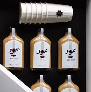 Drivu Oud Latte Box (6 bottles x 200ml)