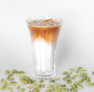 Drivu Cardamom Latte