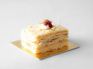 Drivu Napoleon Cake