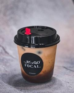 Drivu Iced Honey Latte
