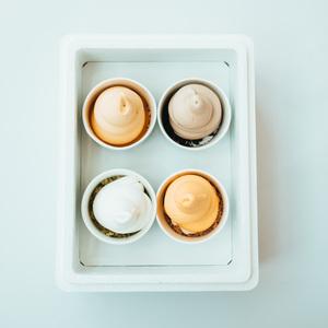 Drivu Soft Serve Box (4 big cups)