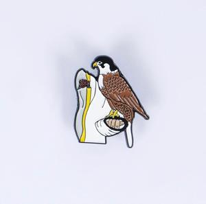 Drivu Sheikh Zayed (Falcon Pin)