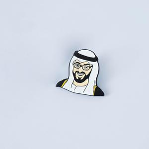 Drivu Sheikh Mohammed bin Zayed (face)