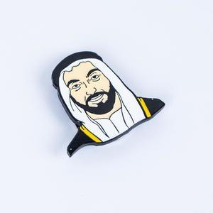 Drivu Sheikh Zayed (face)