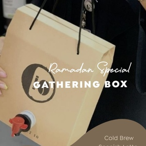 Drivu Cold Brew Box