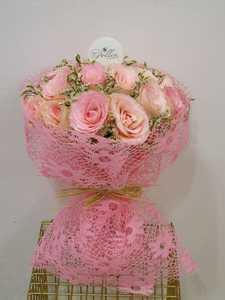 Drivu Baby Pink Bouquet