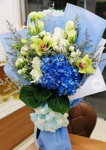 Drivu Special Blue Bouquet