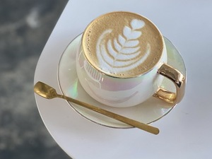 Drivu Creme Brulee Latte