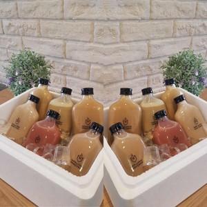 Drivu Bottles Box (12 pieces)