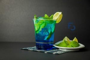Drivu Blue Sky Mojito