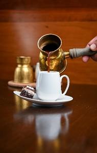 Drivu Bulls Coffee Turkish Coffee