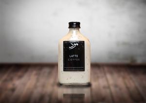Drivu Solo Iced Latte