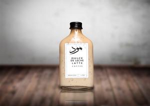 Drivu Solo Iced Dulce de Leche Latte
