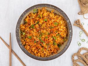 Drivu Kimchi Fried Rice