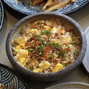Drivu Egg Fried Rice