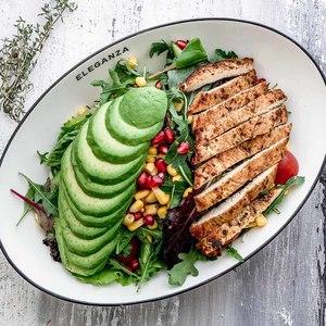 Drivu Chicken Avocado Salad
