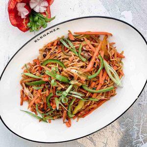 Drivu Spicy Shanghai Noodles