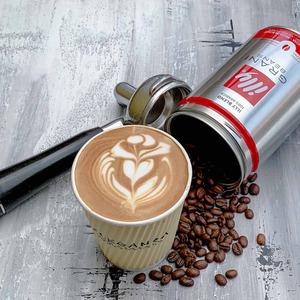 Drivu Hazelnut Latte