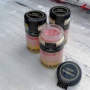 Drivu Strawberry Cake Jar