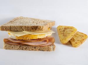 Drivu Toastie Sandwich