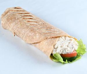 Drivu Chicken Mayo in Tortilla Wrap