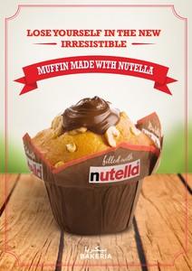 Drivu Nutella Muffin
