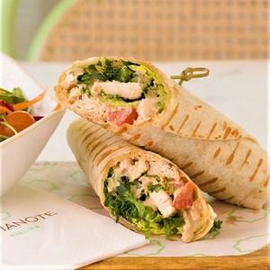 Drivu Chicken Caesar Wrap