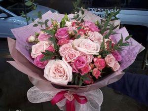 Drivu Adorable Pink Bouquet