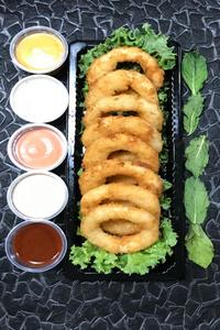 Drivu Onion Rings (8 pieces)