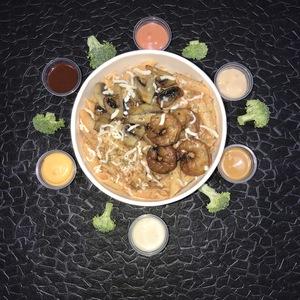 Drivu Mix Sauce Pasta