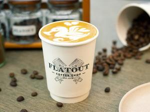 Drivu Hot Flatout Latte