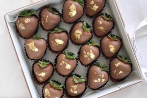 Drivu Classic Strawberries (16 pieces)