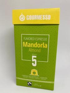 Drivu Gourmesso Almond Espresso - 10 Capsules