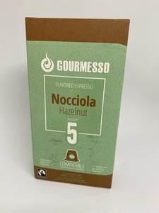 Drivu Gourmesso Hazelnut Espresso - 10 Capsules