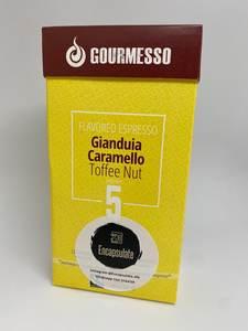 Drivu Gourmesso Toffeenut Espresso - 10 Capsules