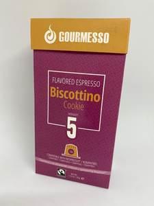 Drivu Gourmesso Biscuit Espresso - 10 Capsules