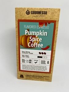 Drivu Gourmesso Pumpkin Spice Espresso - 10 Capsules