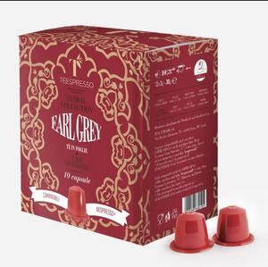 Drivu Earl Grey Tea - 10 Capsules