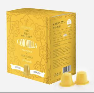 Drivu Chamomile Tea - 10 Capsules