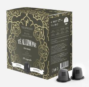 Drivu Lemon Tea - 10 Capsules