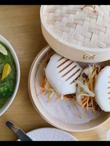 Drivu Shawarma Bao