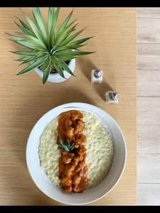 Drivu Butter Chicken Risotto