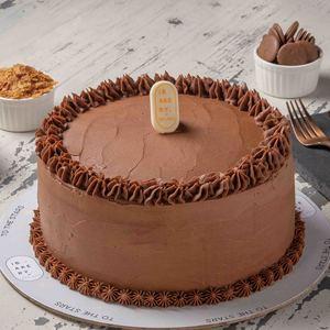 Drivu The Very Nutella cake