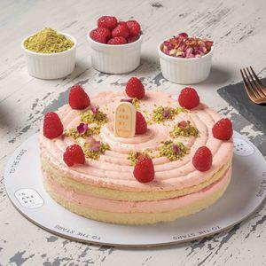 Drivu Falooda Cake
