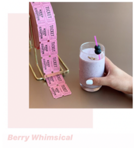 Drivu Berry whimsical