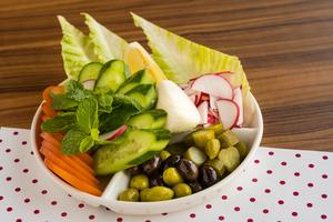 Drivu Vegetables Platter