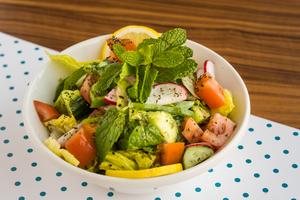 Drivu Arabic Salad