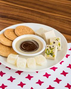 Drivu Lebanese Desserts Tray